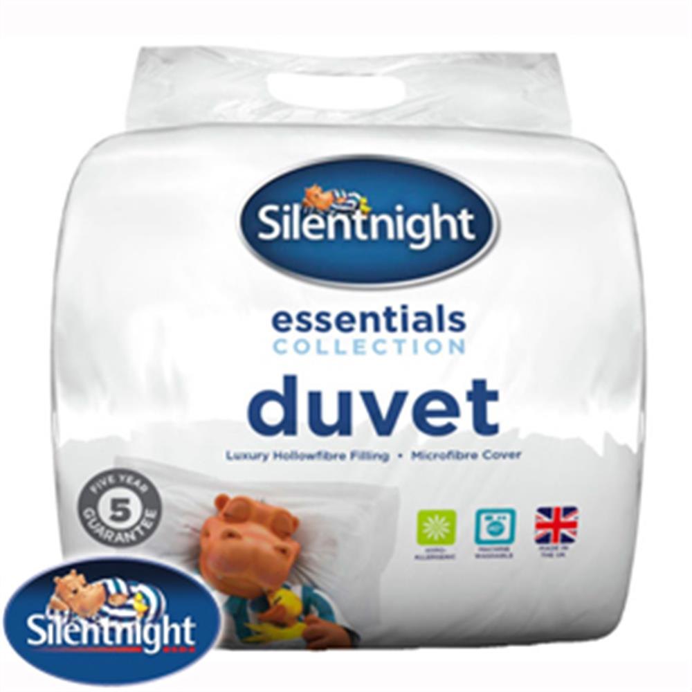 Picture of Silentnight Essentials Collection Single Duvet 10.5 Tog