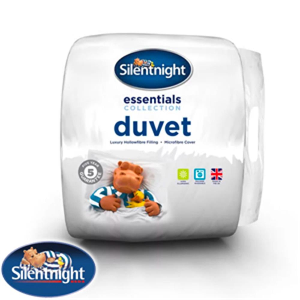 Picture of Silentnight Essentials Collection  Double Duvet 10.5 Tog