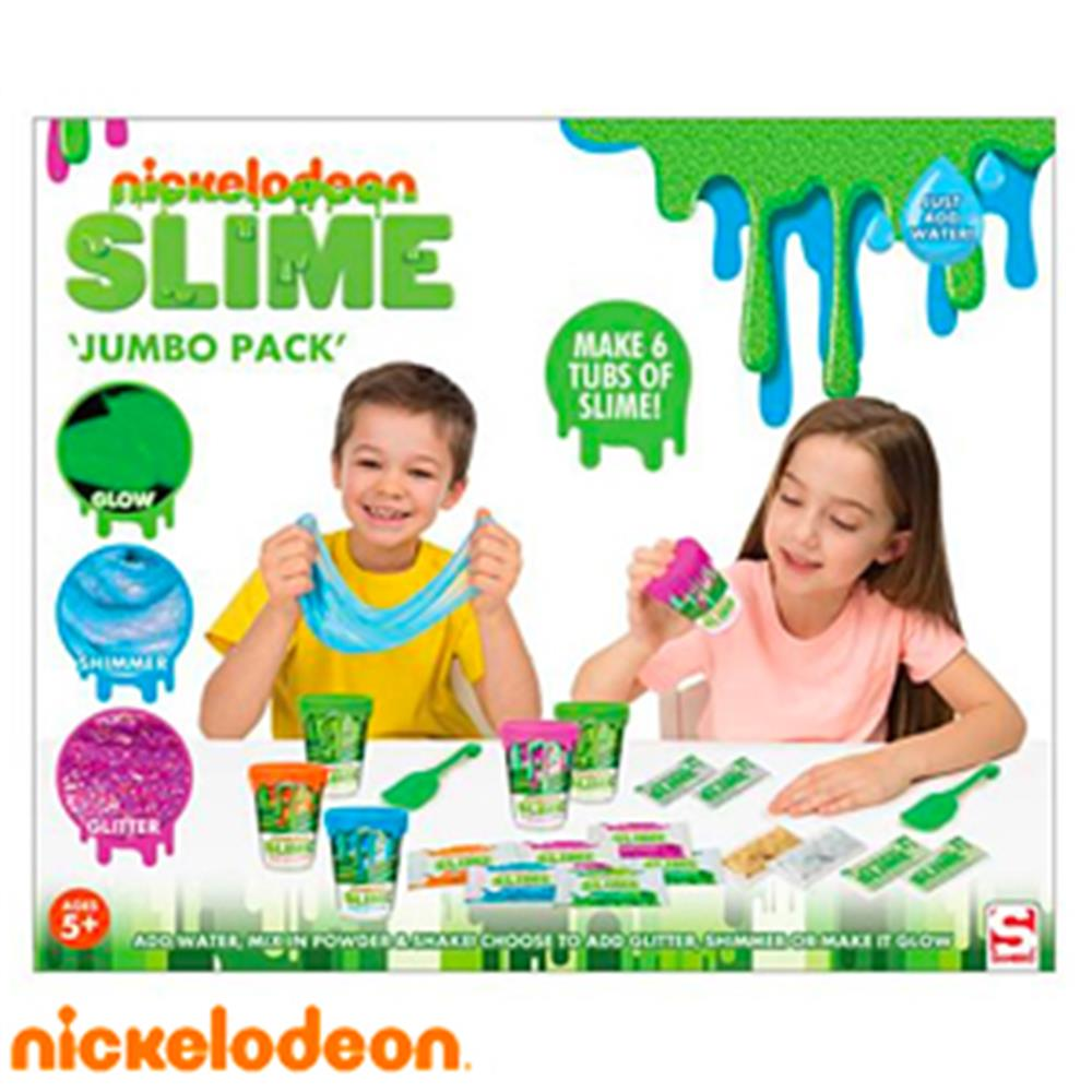 Picture of Nickelodeon Slime Jumbo Pack