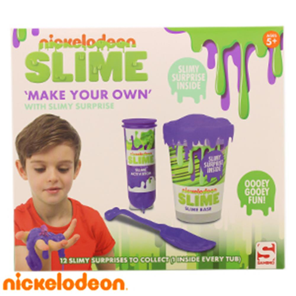 Picture of Nickelodeon Slime Surprise Set