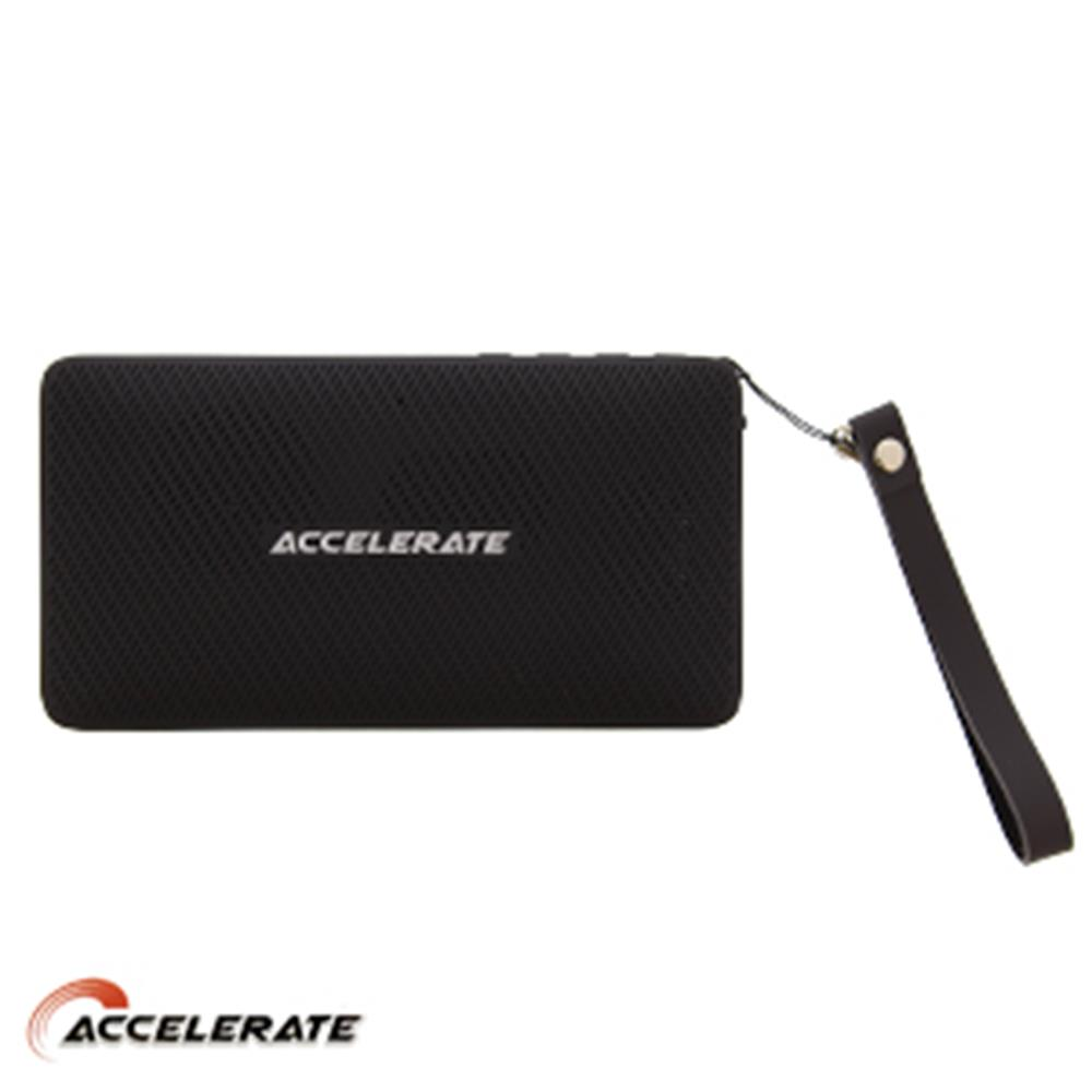 Picture of Accelerate Ultra Slim Wireless Speaker with Mobile Charger