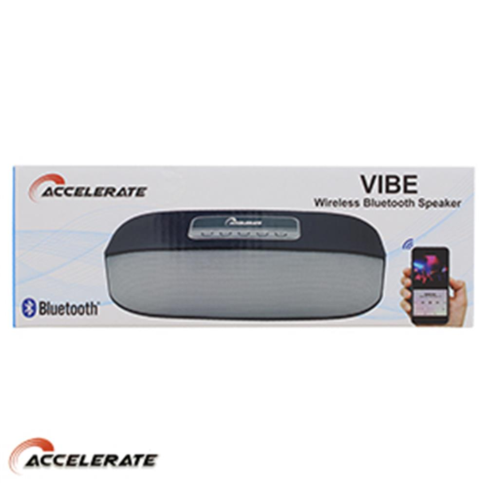 Picture of Accelerate Vibe Wireless Bluetooth Speaker