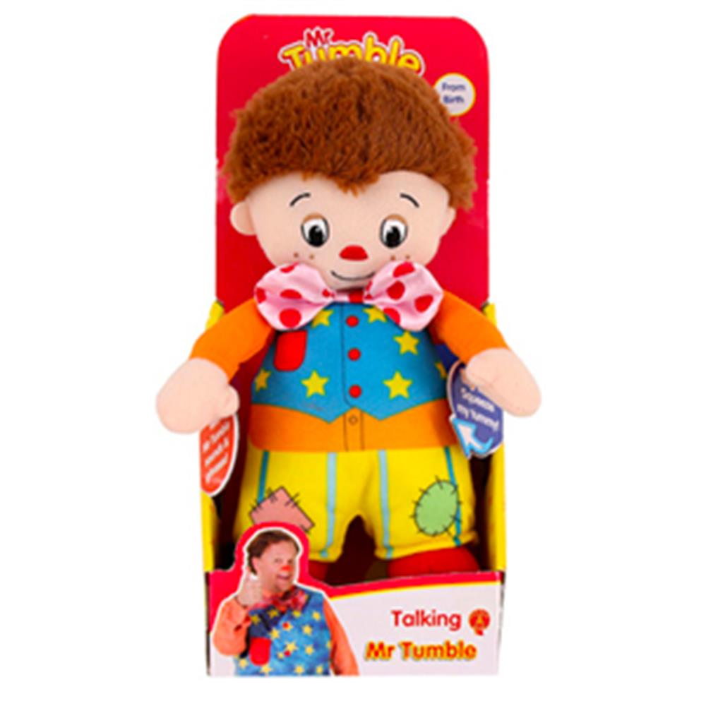 Picture of Mr Tumble Hello Hello Talking Doll