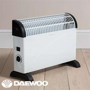 Buy Daewoo 2000W Turbo Convector Heater at Home Bargains