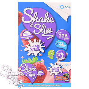 Picture of Shake it Slim: Summer Strawberry Flavour