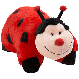 Buy Pillow Pet Lady Bug 18 Quot At Home Bargains