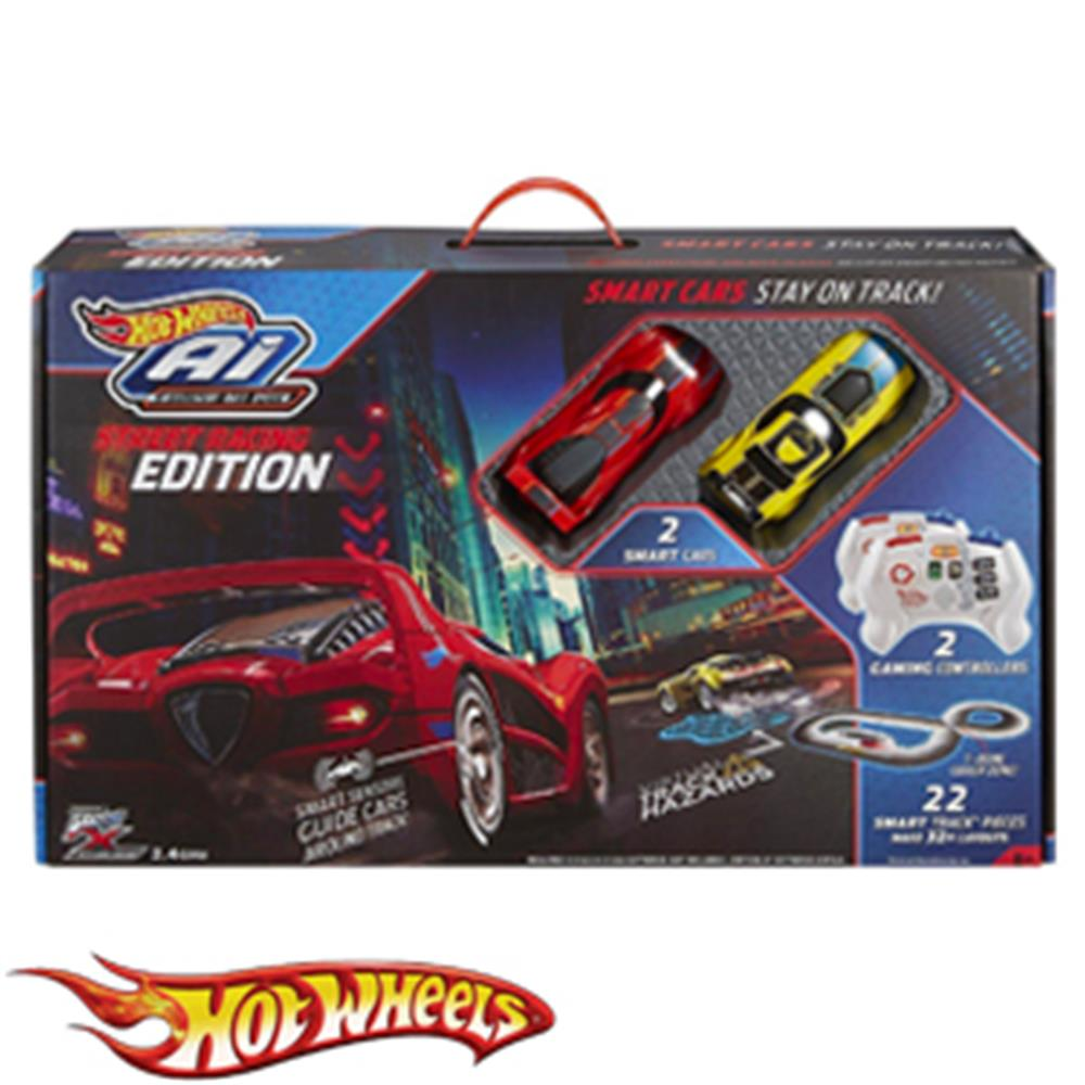 Picture of Hot Wheels AI Street Racing Track Set