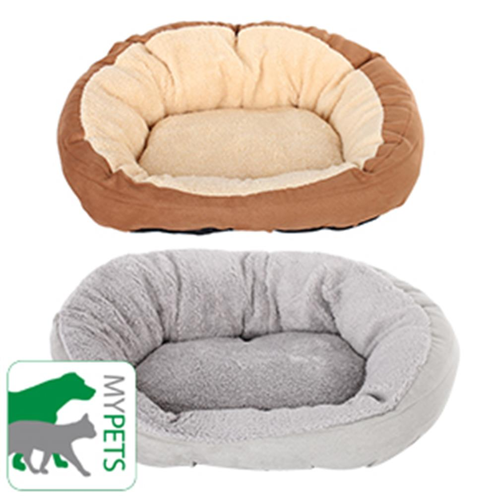 Picture of My Pets: Suede & Soft Plush Bed