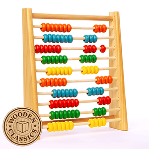 Picture of Wooden Classics Wooden Abacus