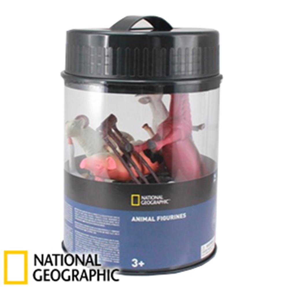 Picture of National Geographic Animal Figurines (14-Piece set)