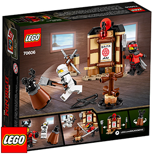 Picture of LEGO Ninjago Spinjitzu Training 70606
