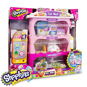 Picture of Shopkins Tall Mall Playset