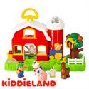 Kiddieland Light n' Sound Activity Farm Yard