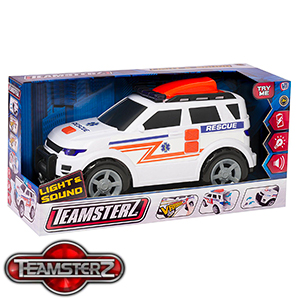 Picture of Teamsterz: Lights and Sounds 4x4 Ambulance