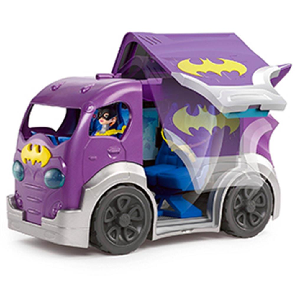 Picture of DC Super Hero Girls Batgirl and Mission Vehicle