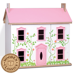 Picture of Wooden Classics Dollhouse