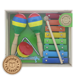 Picture of Wooden Classics Instrument Set