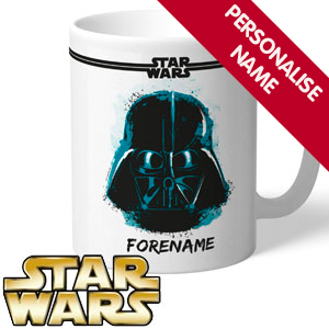 Picture of Personalised Star Wars Darth Vader Mug