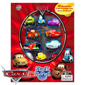 Picture of Disney Pixar Cars 2: Stuck on Stories
