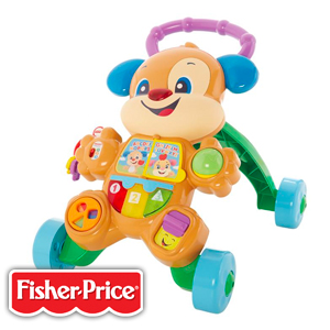 Picture of Fisher-Price Learn with Puppy Walker