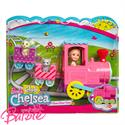 Barbie: Club Chelsea Choo Choo Train