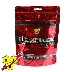 Picture of BSN N.O. EXPLODE Pre-Workout Igniter: Watermelon