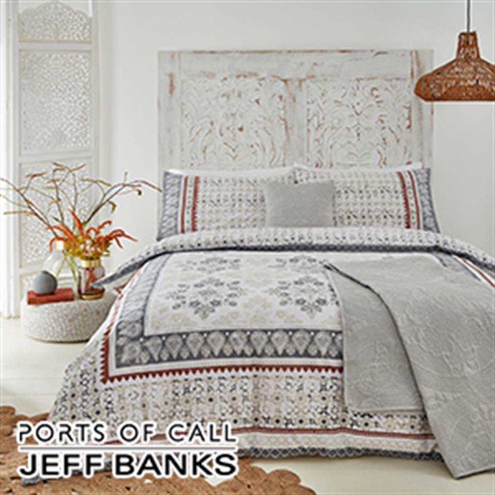 Picture of Jeff Banks Ports of Call: Jaipur Bed Set