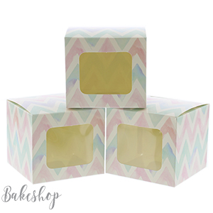 Picture of Bakeshop Cupcake Boxes (144 x Single Boxes)