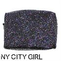 NY City Girl Cosmetic Bag