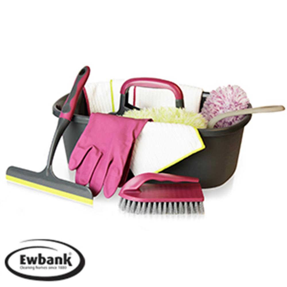 Picture of Ewbank 10 Piece Cleaning Caddy Set