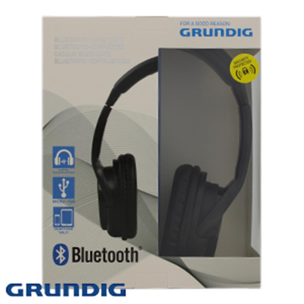 Picture of Grundig Bluetooth Headphone