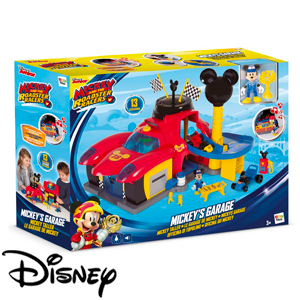 Picture of Mickey and the Roadster Racers: Mickey's Garage