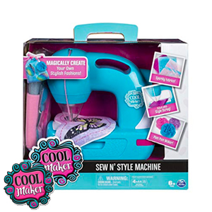 Picture of Cool Maker Sew 'n' Style Machine