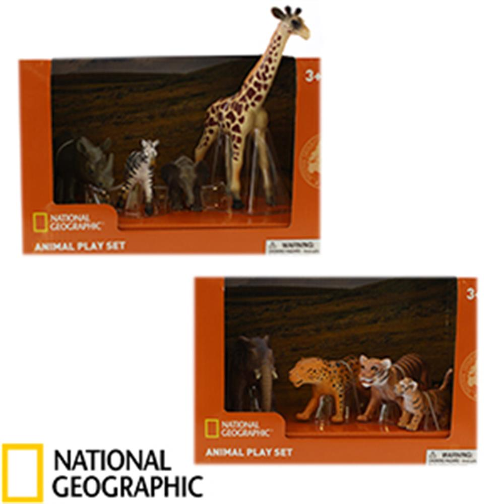 Picture of National Geographic Animal Play Set