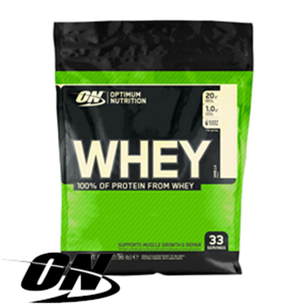 Picture of Optimum Nutrition Whey Protein Powder: Vanilla (891g)