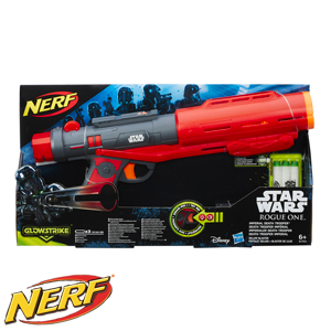 Picture of Star Wars Nerf GlowStrike Imperial Death Trooper