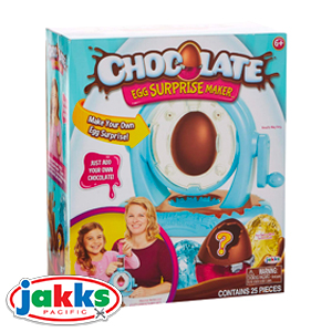 Picture of Jakks Pacific Chocolate Egg Surprise Maker