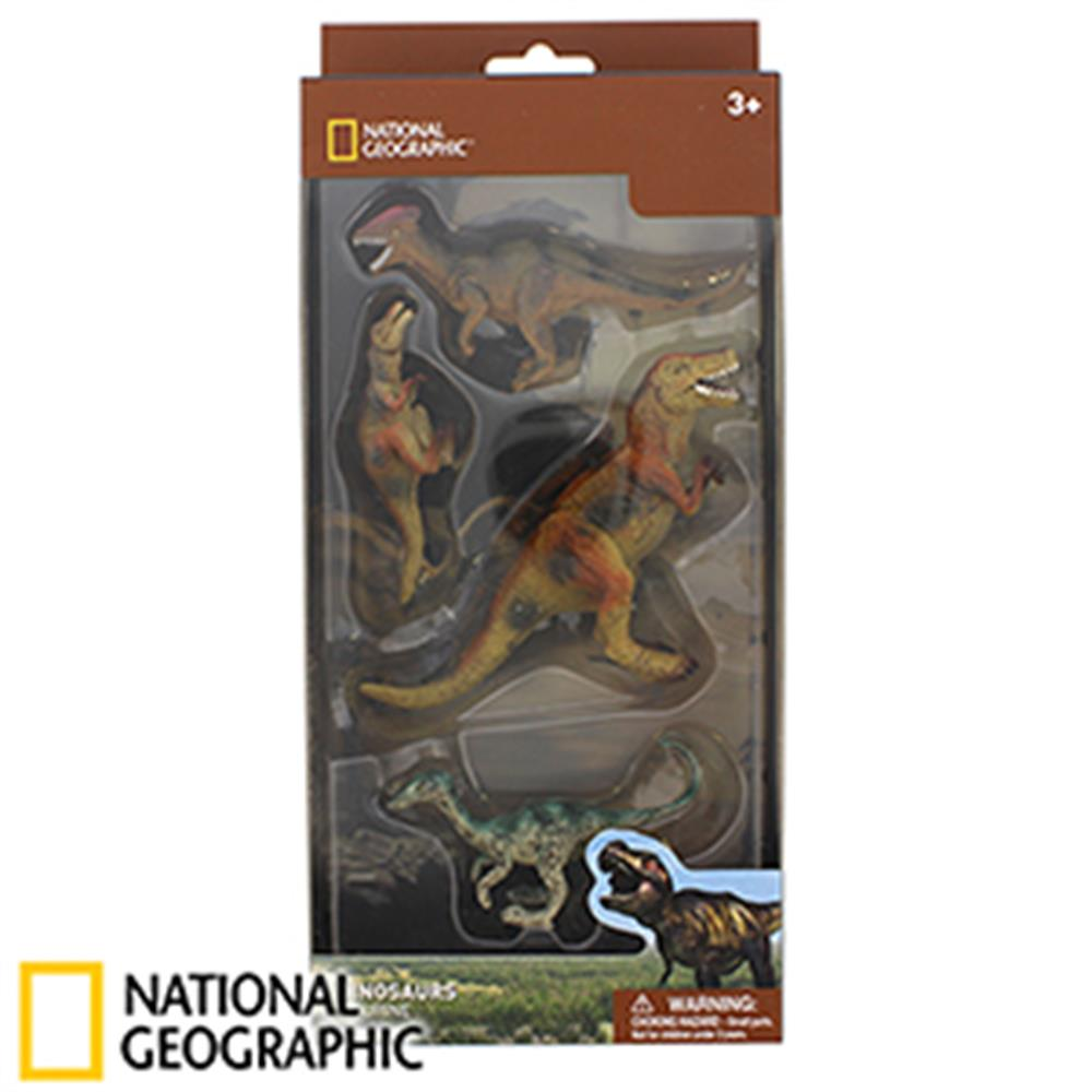 Picture of National Geographic Dinosaur Figurines