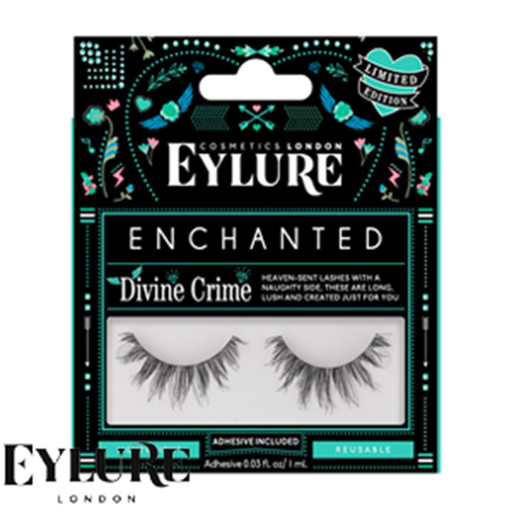 Picture of Eylure Enchanted Lashes Divine Crime
