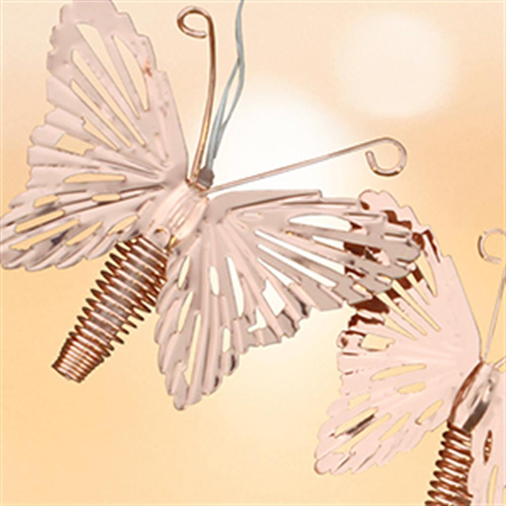 Picture of You & Me: Warm White 10 LED Butterfly Lights