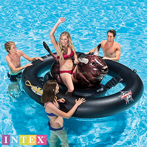Picture of Intex InflataBull Rodeo Bull Ride-On Float