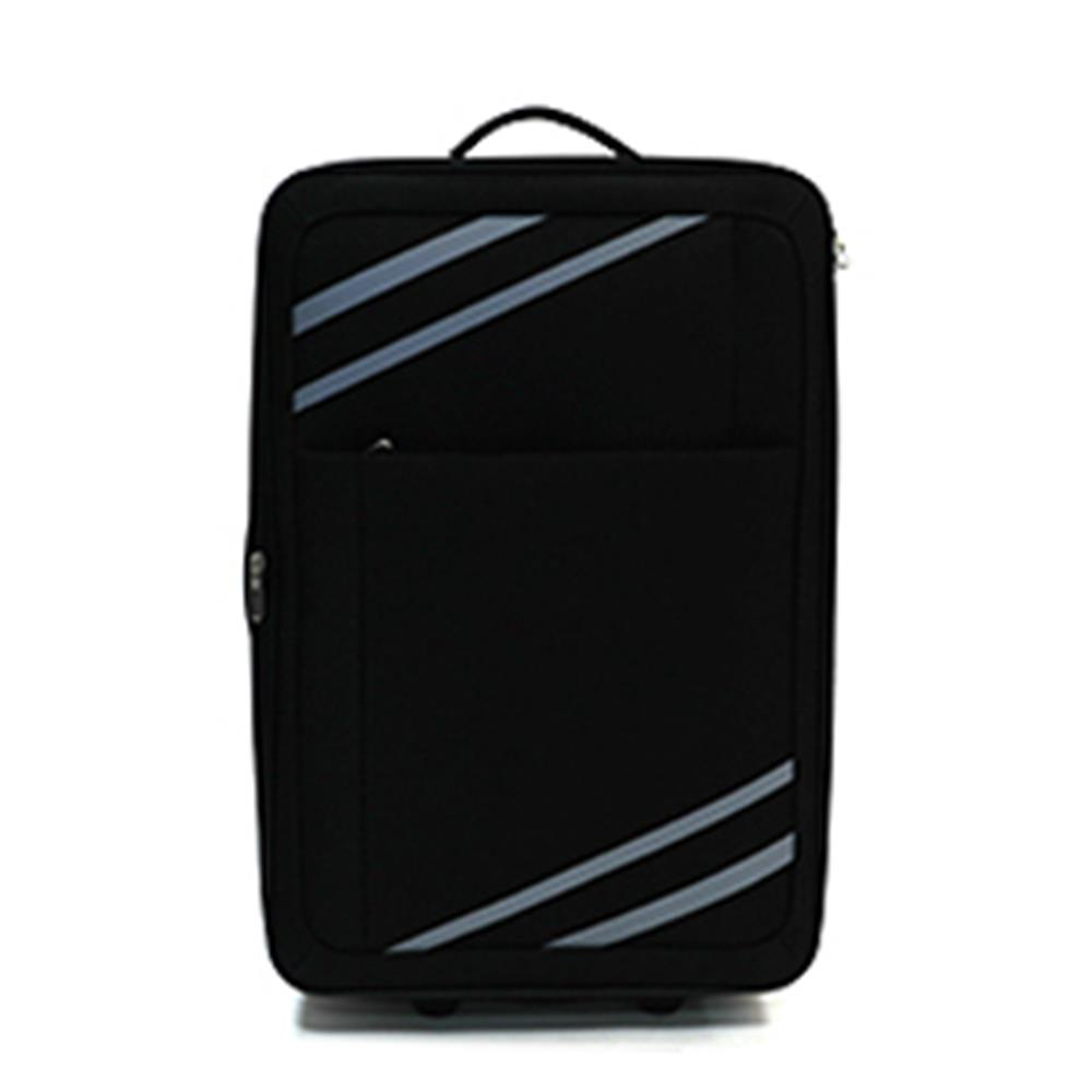 Picture of Departure Expandable Suitcase: Black
