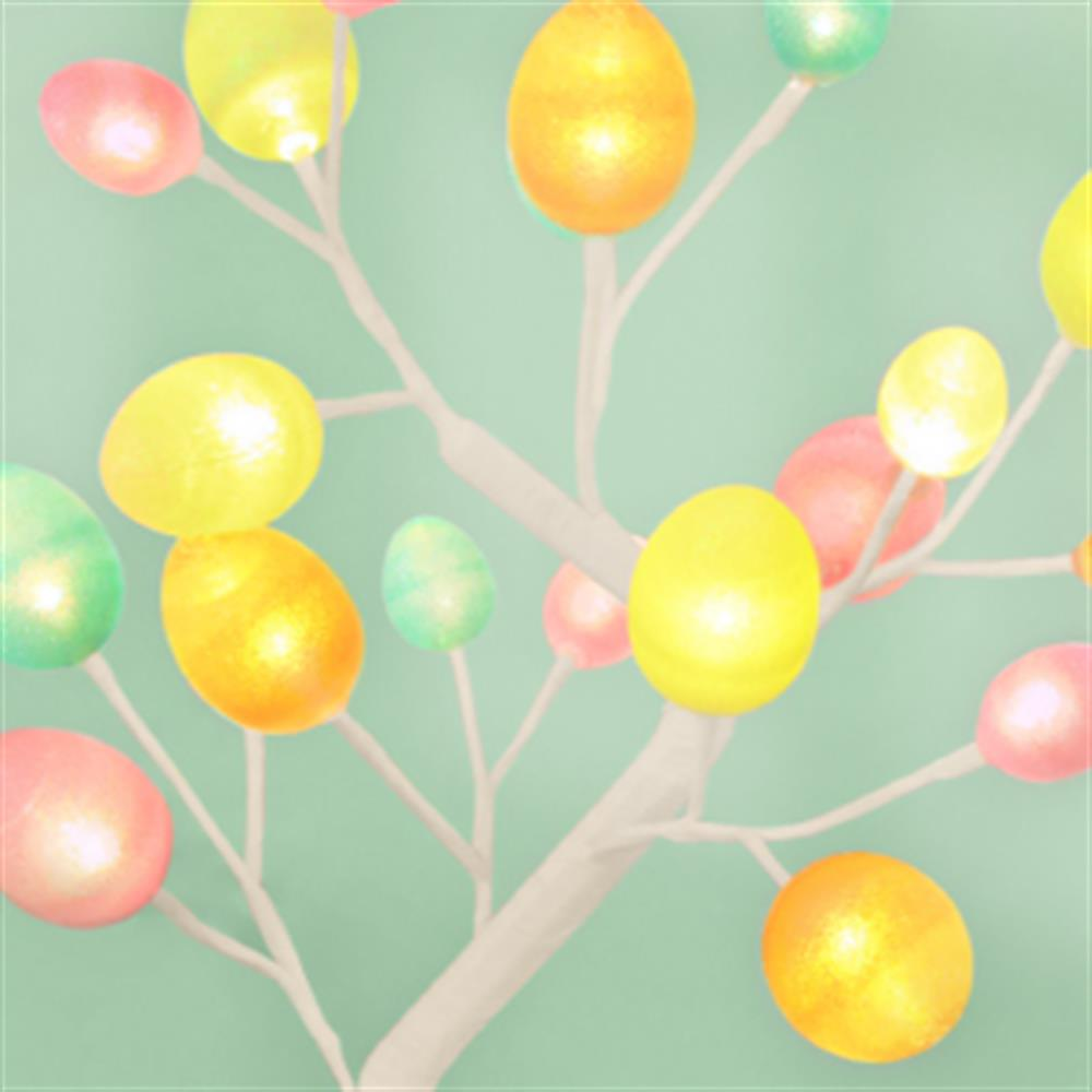 Picture of Spring 20 LED Egg Tree