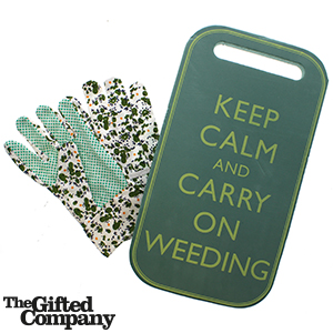 Picture of The Gifted Gardener Kneel Pad & Gloves