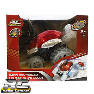 Picture of RC Radio Controlled Light Up Stunt Buggy