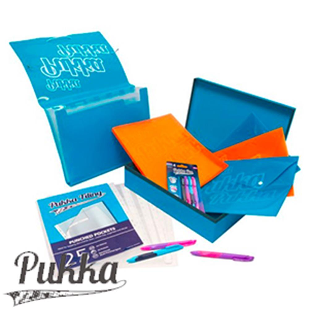Picture of Pukka Filing Collection: Blue