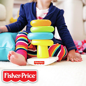 Picture of Fisher-Price Rock-a-Stack