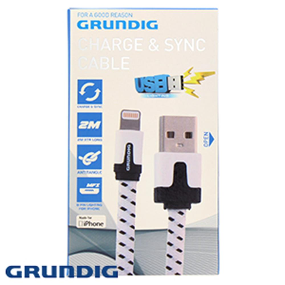 Picture of Grundig Charge & Sync 2m Cable