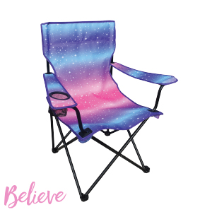 Picture of Believe Festival Camping Chair