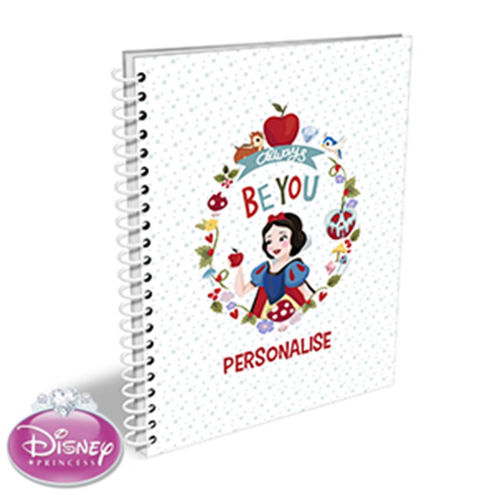 Picture of Personalised Disney Snow White A5 Notepad